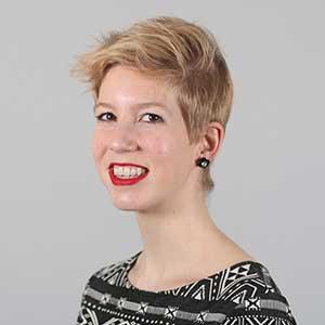 Megan Gates Headshot