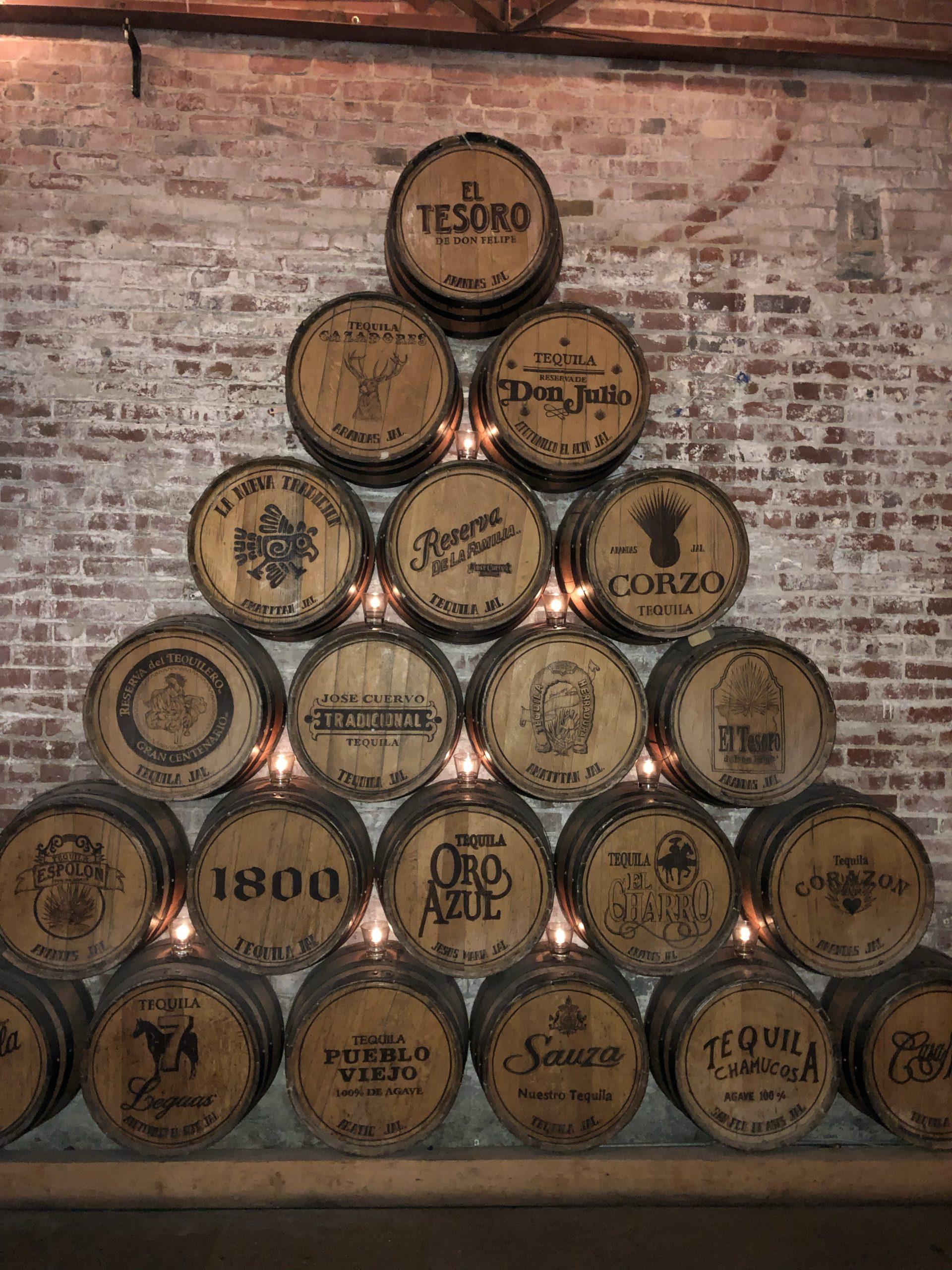 CYBERTACOS Barrels